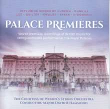 Countess of Wessex's String Orchestra - Palace Premieres, CD