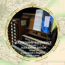 Alexander Eadon - Eastbourne Experience Vol.1, CD
