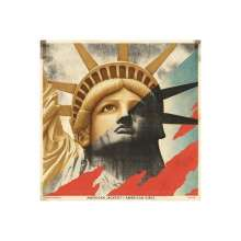Reckless Kelly: American Jackpot / American Girls, 2 LPs