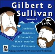 Gilbert & Sullivan: Vol. 1, CD