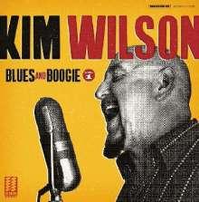 Kim Wilson: Blues & Boogie Vol.1, CD