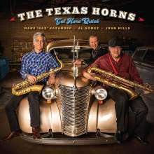 The Texas Horns: Get Here Quick, CD