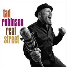 Tad Robinson: Real Street, CD