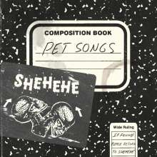 Shehehe: Pet Songs (Limited Edition) (White Vinyl), LP