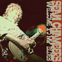 Sean Chambers: Welcome To My Blues, CD