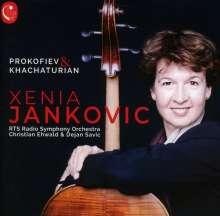 Aram Khachaturian (1903-1978): Cellokonzert E-Dur, CD