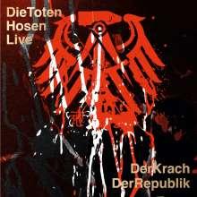 Die Toten Hosen: Der Krach der Republik: Live, 2 CDs