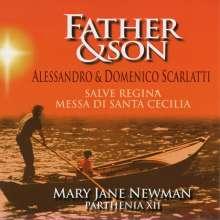 Alessandro Scarlatti (1660-1725): Messa di Santa Cecilia, CD