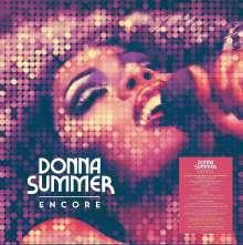 Donna Summer: Encore (Limited Box Set), 33 CDs und 1 Buch