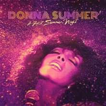 Donna Summer: A Hot Summer Night: Live 1983 (180g) (Purple Vinyl), 2 LPs