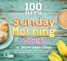 100 Hits: Sunday Morning Songs, 5 CDs