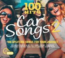 100 Hits-Car Songs 2, 5 CDs