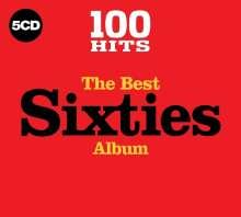 100 Hits: Best 60's Album, 5 CDs