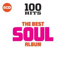100 Hits: The Best Soul Album, 5 CDs