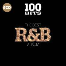 100 Hits: Best R&B, 5 CDs