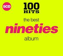 100 Hits: Best 90's Album, 5 CDs