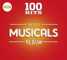 Musical: 100 Hits: Best Musicals, 5 CDs