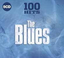 100 Hits: The Blues, 5 CDs