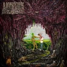 Undeath: Lesions Of A Different Kind (Limited Edition) (Clear W/ Blood Red Splatter Vinyl), LP