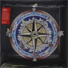 Jason Molina: Eight Gates (Limited Edition) (Red Splash Vinyl), LP