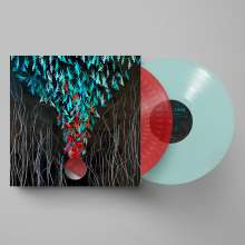 Bright Eyes: Down In The Weeds, Where The World Once Was (Limited Germany Exclusive Edition) (LP 1: Transparent Teal Vinyl/LP 2: Transparent Red Vinyl), 2 LPs