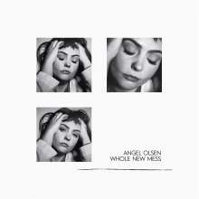 Angel Olsen: Whole New Mess (Limited Edition) (Clear Smoke Translucent Vinyl), LP