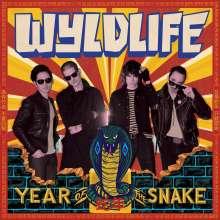Wyldlife: Year Of The Snake, CD