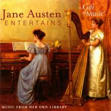 Jane Austen Entertains - Music from her own library, CD