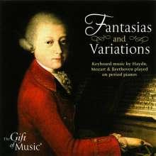 Martin Souter - Fantasias & Variations, CD