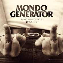 Mondo Generator: Fuck It (Limited Edition) (Orange Vinyl), LP