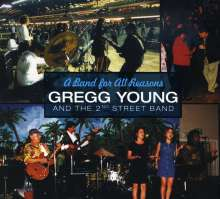 Gregg Young & The 2nd Street: Band For All Reasons, CD