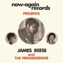James Reese: Wait For Me (The Complete Works 1967-1972), 2 CDs