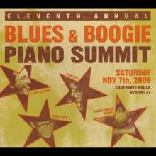 11th Annual Blues & Boogie Piano Summit 2009, CD