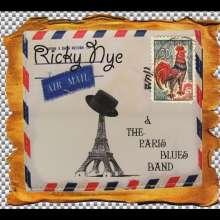 Ricky Nye & The Paris Blues Band: Ricky Nye & The Paris Blues Band, CD