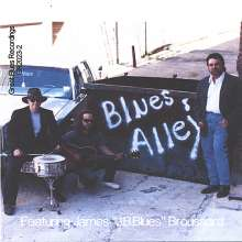 Blues Alley: Featuring James Jb.., CD