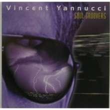 Vincent Yannucci: Soul Groovers, CD