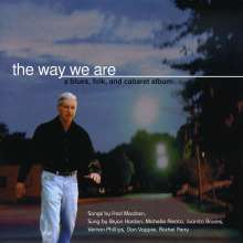 Fred Moolten: Way We Are, CD