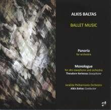 Alkis Baltas (geb. 1948): Ballettmusik, CD