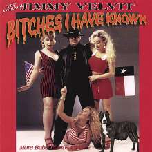 Jimmy Velvit: Bitches I Have Known, CD