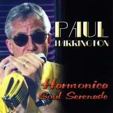 Paul Harrington: Harmonica Soul Serenade, CD