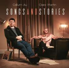 Callum Au & Claire Martin: Songs And Stories, LP