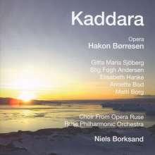 Hakon Börresen (1876-1954): Kaddara, 2 CDs