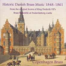 Historic Danish Brass Music 1848-1861, CD