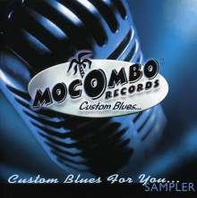 Custom Blues For You, CD
