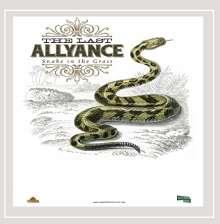 Last Allyance: Snake In The Grass, CD