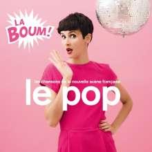 Le Pop La Boum, CD