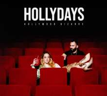 Hollydays: Hollywood Bizarre (+1 Bonustrack), CD