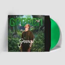 GReeeN: Smaragd (Limited-Edition) (Green Vinyl), 1 LP und 1 CD