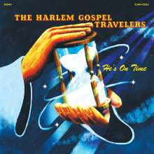 The Harlem Gospel Travelers: He's On Time, LP