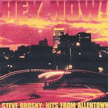 Steve Brosky: Hey Now: Hits From Allentown, CD